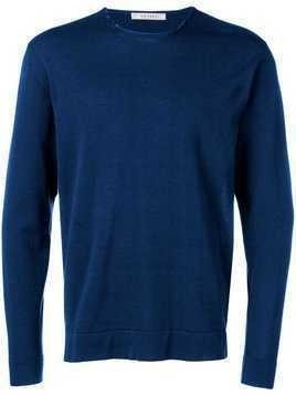 Covert relaxed-fit sweatshirt - Blue