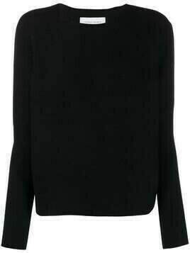 Christian Wijnants ribbed-knit jumpers - Black