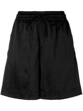 Adidas Originals By Alexander Wang satin shorts - Black
