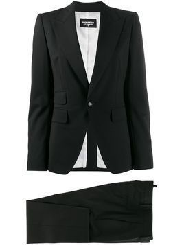Dsquared2 slim fit suit - Black