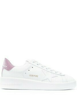 Golden Goose Purestar low-top sneakers - White