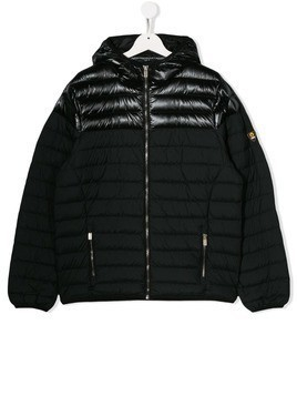 Ciesse Piumini Junior TEEN Franklin padded jacket - Black