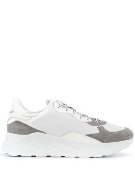 John Richmond chunky sole sneakers - White