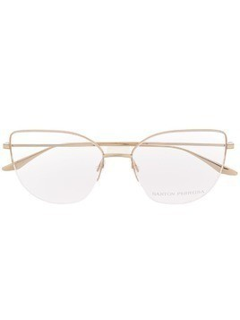 Barton Perreira Astria cat-eye glasses - Gold