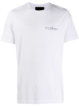 John Richmond jersey T-shirt - White