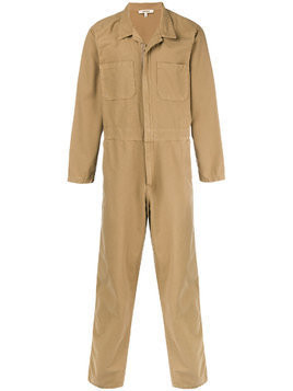 Yeezy workwear jumpsuit - Nude & Neutrals