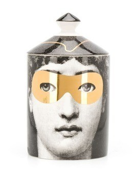 Fornasetti Burlesque scented candle - Black