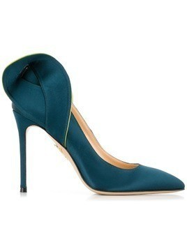 Charlotte Olympia Blake pumps - Blue
