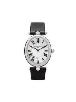 Frederique Constant Classic Art Déco Oval 30 x 25mm - White