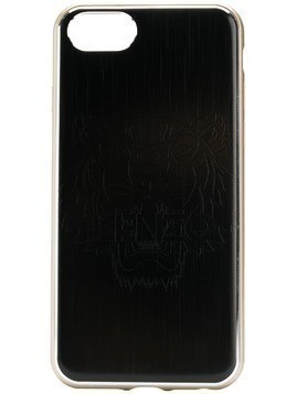 Kenzo Tiger iPhone 8 case - Black
