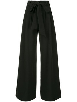 Milly high waist trousers - Black