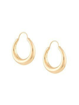 All Blues Fat Baby Snake earrings - Gold