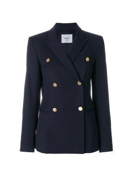 Dondup double breasted blazer - Blue