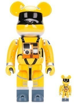 Medicom Toy Space Mouse toy - Yellow