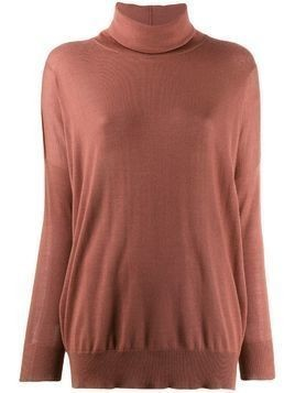 Fabiana Filippi knitted top - PINK
