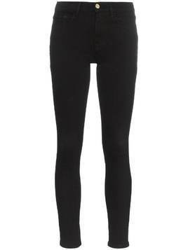Frame Le Color skinny jeans - Black