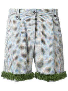 Jupe By Jackie tile pattern shorts - Multicolour