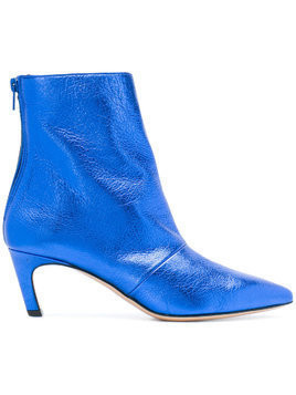 Marc Ellis pointed toe boots - Blue