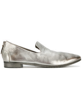 Marsèll - metallic loafers - Damen - Calf Leather/Leather - 37