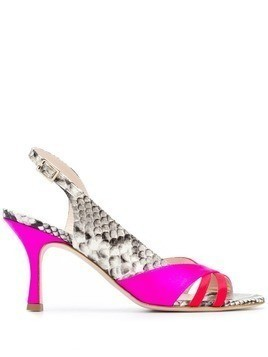 Gia Couture Frida sandals - PINK