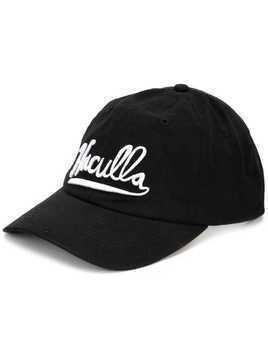 Haculla embroidered logo cap - Black
