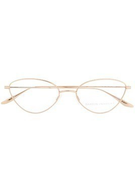 Barton Perreira Calypso cat-eye glasses - Gold