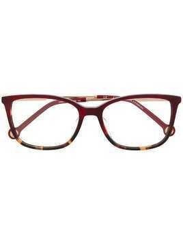 Ch Carolina Herrera VHE816 glasses - Red