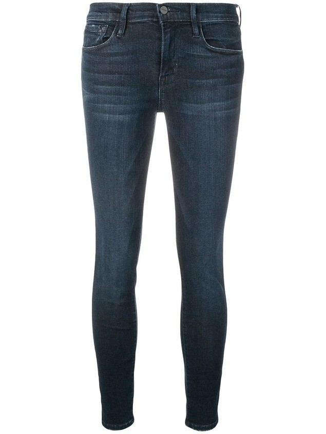 Frame classic skinny jeans - Blue