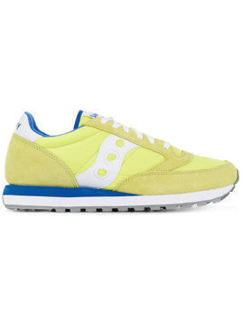 Saucony lace-up sneakers - Yellow & Orange