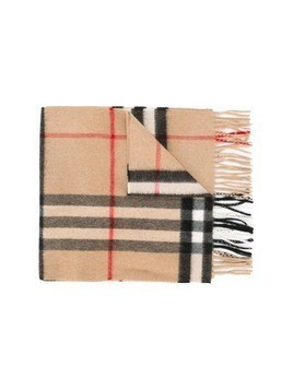 Burberry house check scarf - Nude&Neutrals