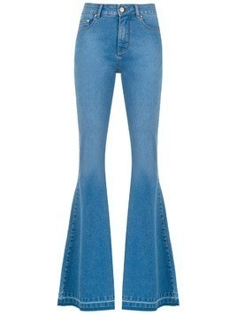 Amapô Denver flared jeans - Blue