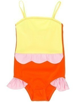 Bang Bang Copenhagen Maria Mermaid swimsuit - Yellow