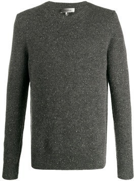 Isabel Marant Clintay knitted jumper - Grey