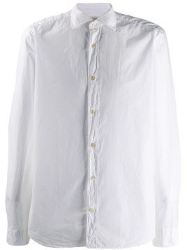 Al Duca D'Aosta 1902 pointed collar shirt - White