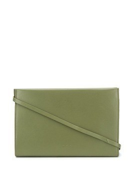 Aesther Ekme leather shoulder bag - Green