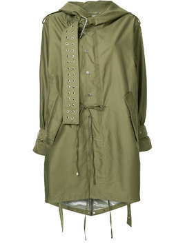 Monse military style parka - Green