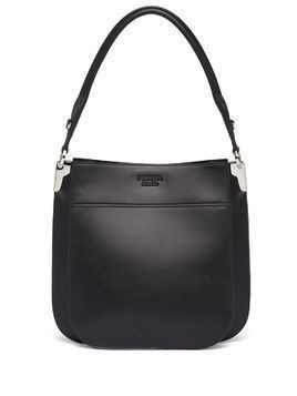 Prada Prada Margit leather handbag - Black