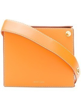 Danse Lente asymmetrical shoulder bag - Orange