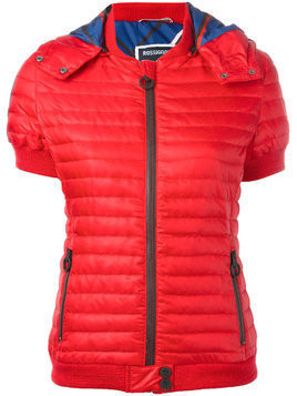 Rossignol W Penelope hooded jacket - Red