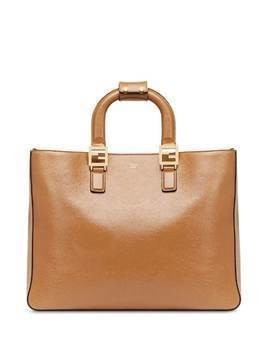 Fendi Gloria medium tote - Brown
