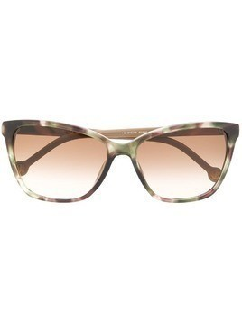 Ch Carolina Herrera cat eye sunglasses - NEUTRALS