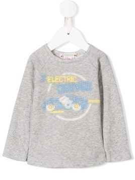 Bonpoint Electric Drive jumper - Grey