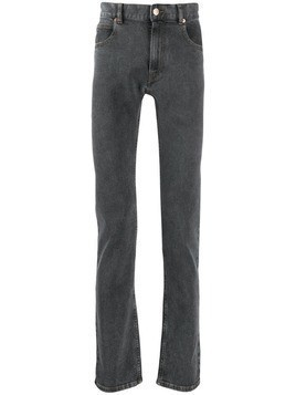 Isabel Marant slim-fit denim jeans - Grey