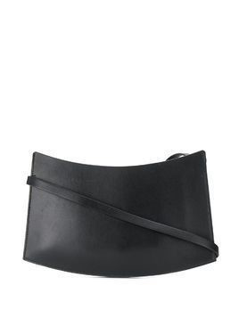 Aesther Ekme Accordion wristlet clutch - Black
