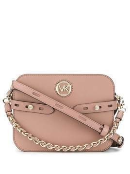 Michael Michael Kors chain handle shoulder bag - PINK