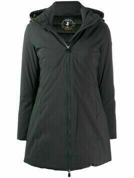 Save The Duck hooded padded coat - Green