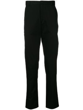 Burberry regular-leg trousers - Black
