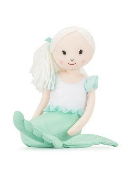 Jellycat mermaid soft toy - Green