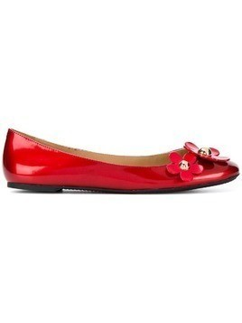 Marc Jacobs Daisy ballerina flats - Red