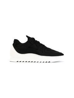 Filling Pieces Plasma sneakers - Black